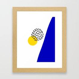 Abstract 004 Framed Art Print
