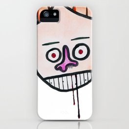 Hmpf! iPhone Case