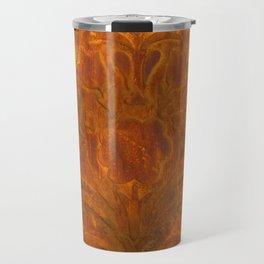 Iron and Rust (Patina series) Travel Mug