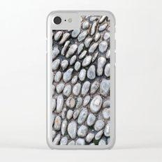 Stones texture #1 #decor #art #society6 Clear iPhone Case