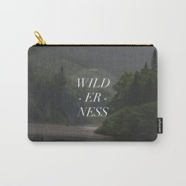 WILDERNESS — Carry-All Pouch