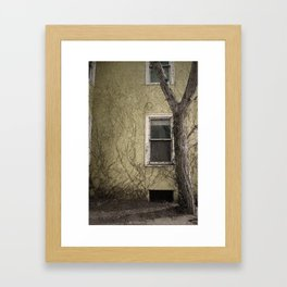 MEMORY OF THE VINES Framed Art Print