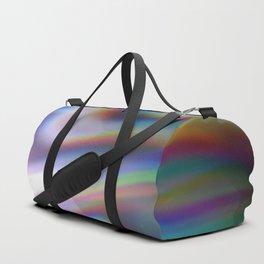 HoloGlitch Duffle Bag