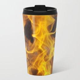 Fire Square Travel Mug