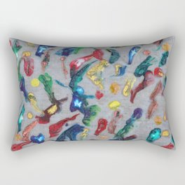 Confetti! Rectangular Pillow
