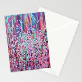 Nature's Garden Stationery Cards