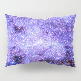 Lavender gAlAxy. Pillow Sham