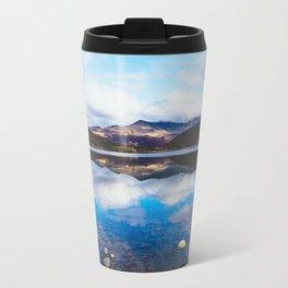Lago, El Chalten, Patagonia, Argentina Travel Mug