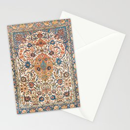 Isfahan Antique Central Persian Carpet Stationery Cards