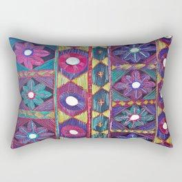 Embroidery Rectangular Pillow