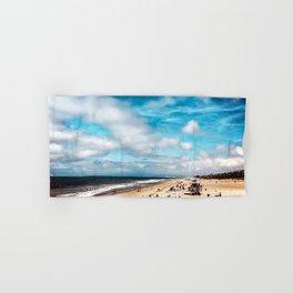 Manhattan Beach Summer Hand & Bath Towel