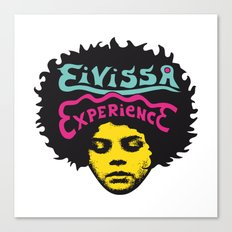 Eivissa experience Canvas Print