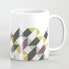 Geometric decor Coffee Mug