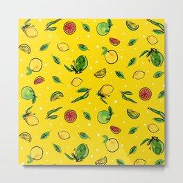 Fresh fruity Metal Print