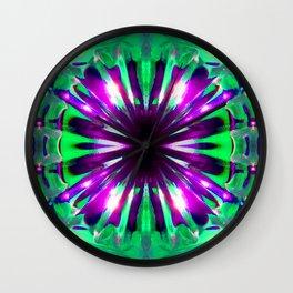 Kristall-Palast Wall Clock