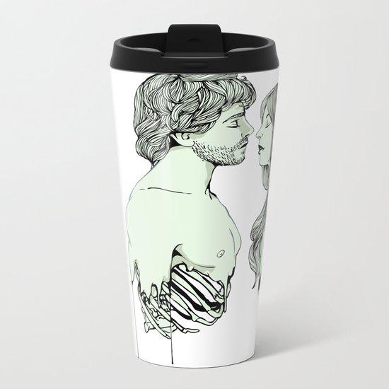 Naka-Choko Metal Travel Mug