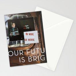 Delight Warning Stationery Cards