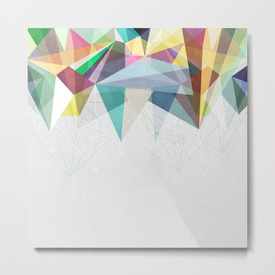 Colorflash 2 Metal Print