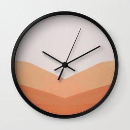 Dune Twins Wall Clock