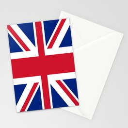 Flag of the United Kingdom Stationery Cards