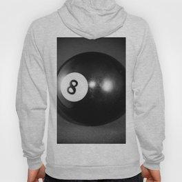 Dark 8 Ball Hoody