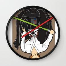 Darth Vader and Luke Wall Clock