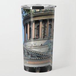 Saint Isaac's Cathedral Travel Mug
