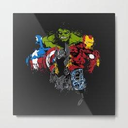 Avenger s Metal Print