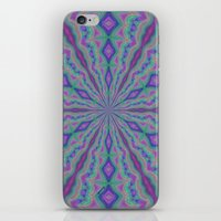grateful dead iPhone & iPod Skins featuring Grateful by gretzky