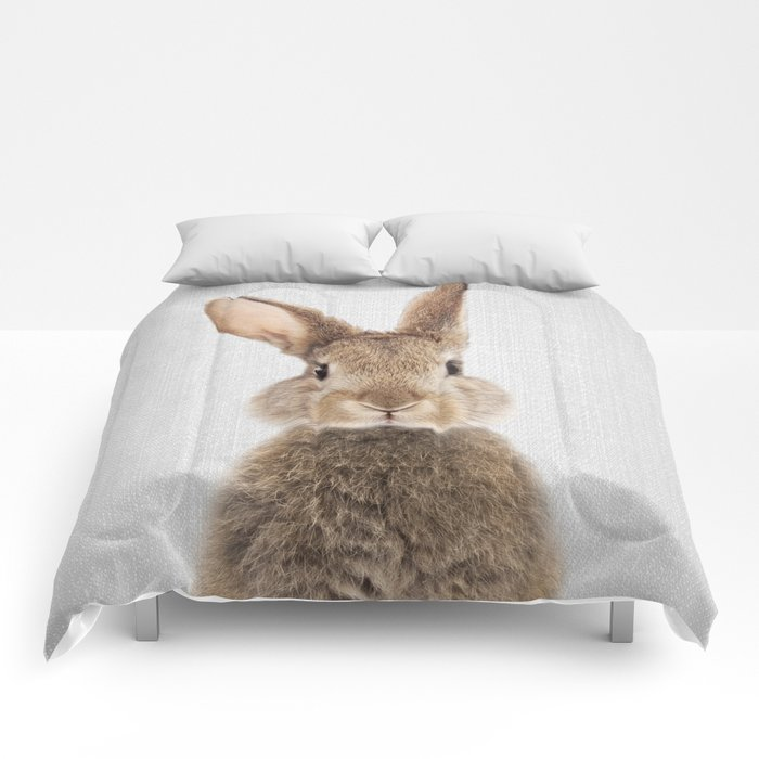 Rabbit - Colorful Comforters