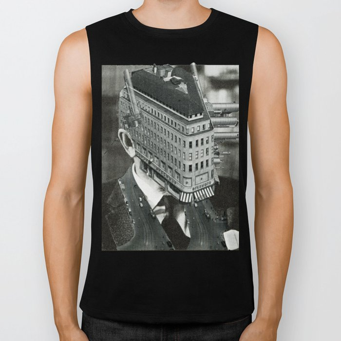 The Sur Real Man 4 Biker Tank