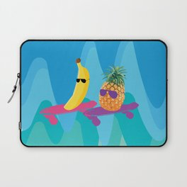 Skating duo Laptop Sleeve