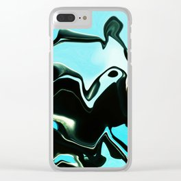 Striving Clear iPhone Case