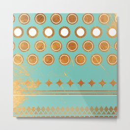 Mediterranean Summer (1) -m2collab Metal Print