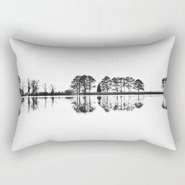 Reflection Complexion Rectangular Pillow