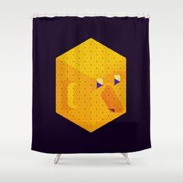 Tripitaka Shower Curtain