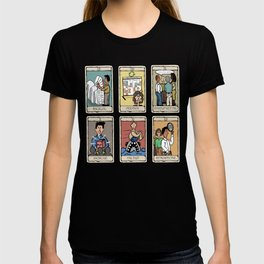 Office Tarot - Series 2 - Agile T-shirt