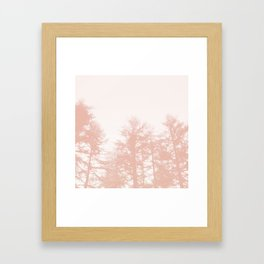 sand collection II Framed Art Print