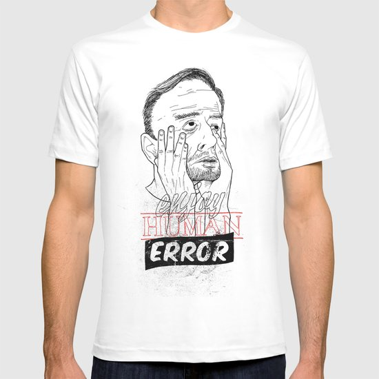 enjoy human error T-shirt