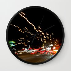 ATX Warped II Wall Clock
