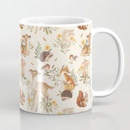 Fawn & Friends Coffee Mug