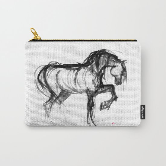 Horse (Saklavi) Carry-All Pouch