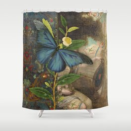 Smitten Shower Curtain
