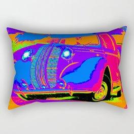 Jalopy Rectangular Pillow