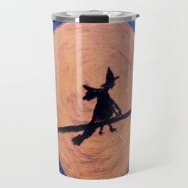 Broom Rider Travel Mug