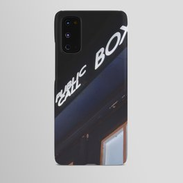 Police call box Android Case