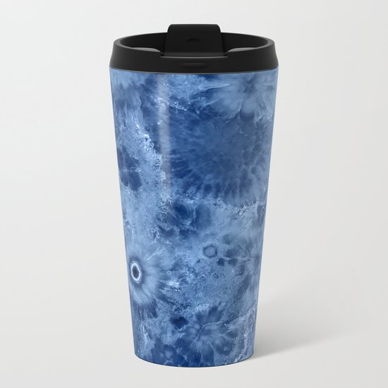 Agate frost Metal Travel Mug