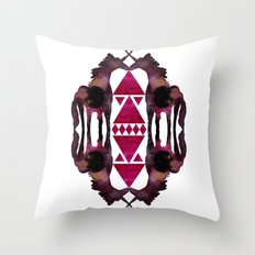 U n i c o r n  L O V E Throw Pillow