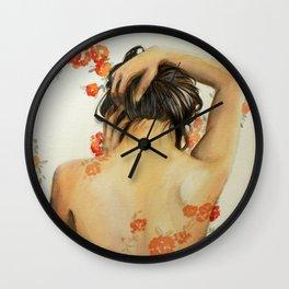 Blend In Wall Clock