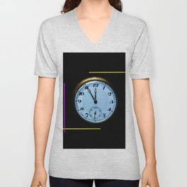 Time is Money Unisex V-Neck